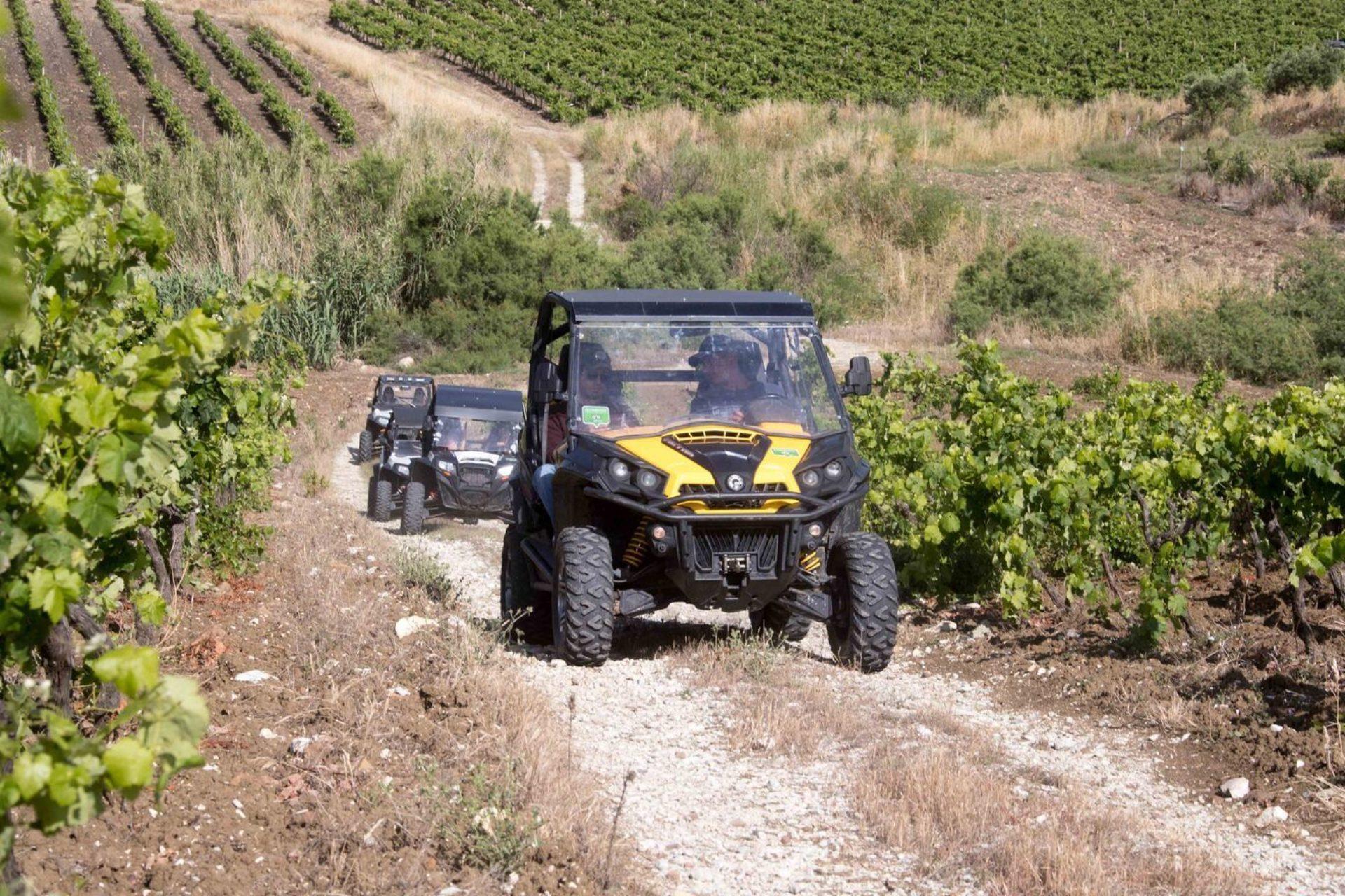 Tour in 4×4 Sicilia