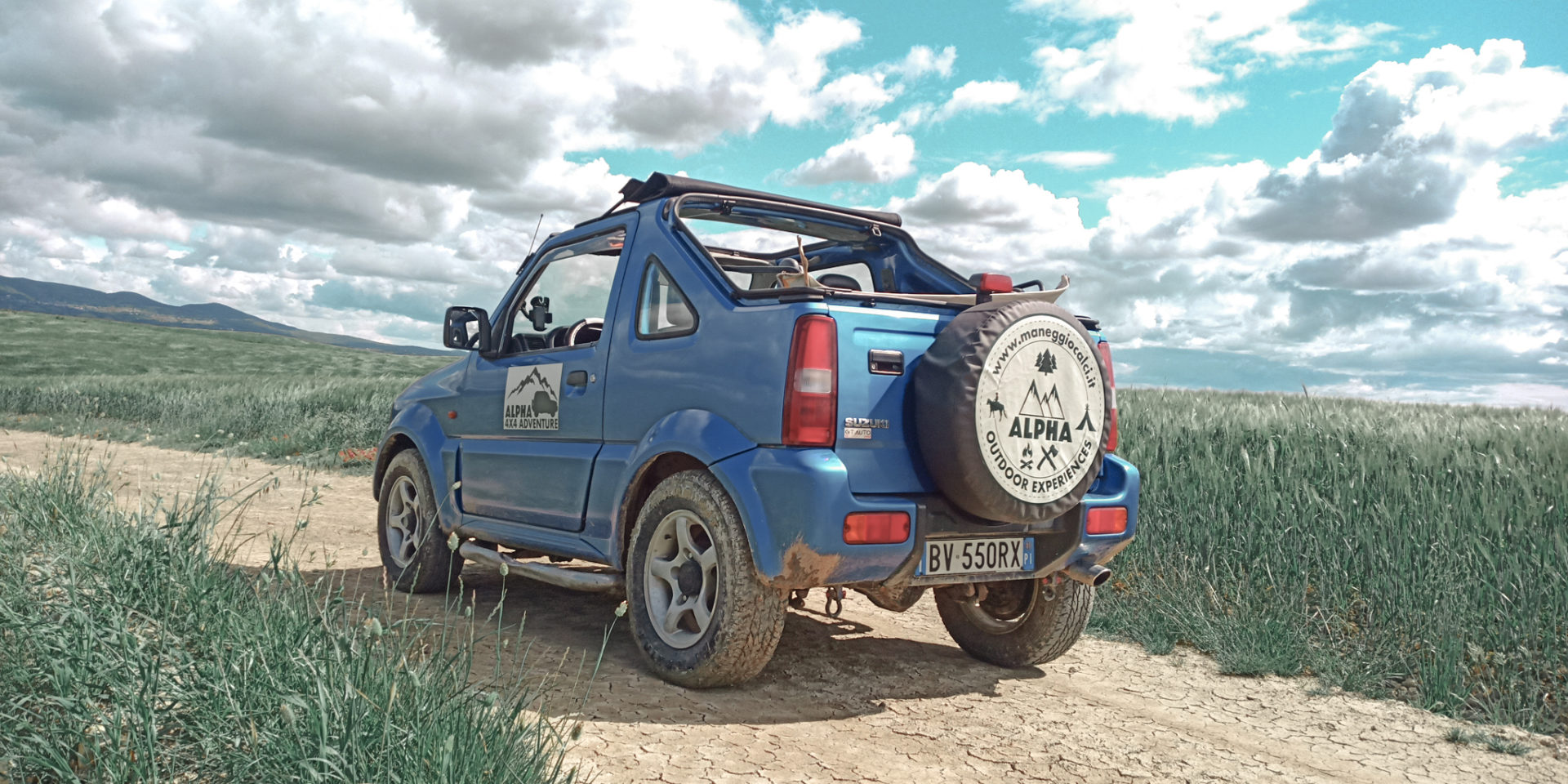 Tour in 4×4 Toscana