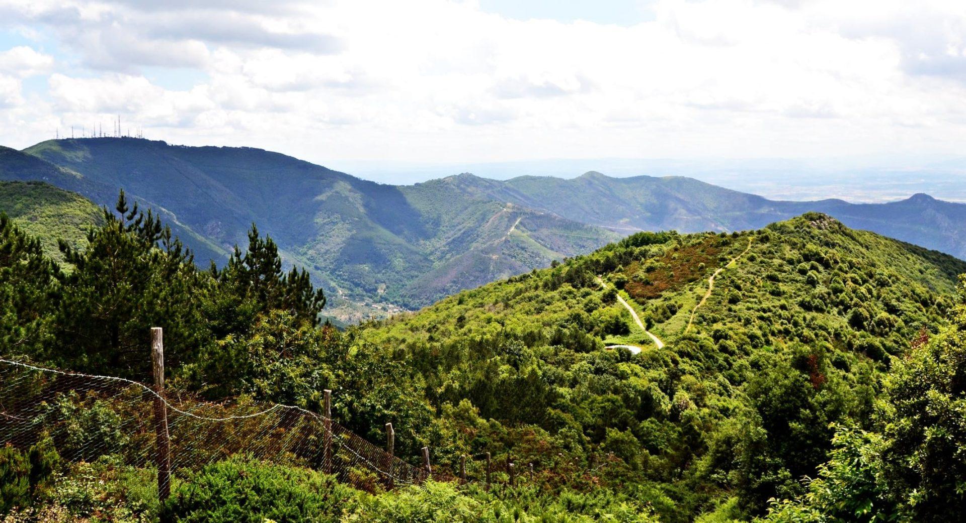 Trekking Monti Pisani
