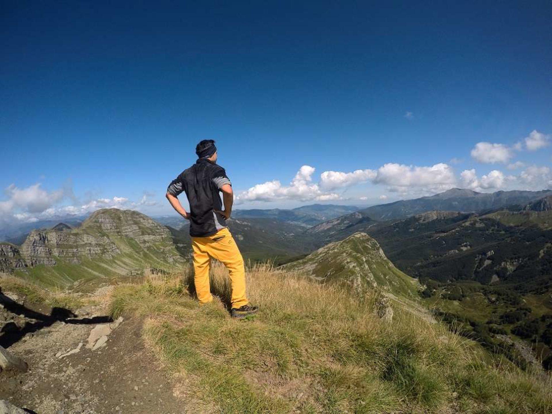 Trekking Pievepelago