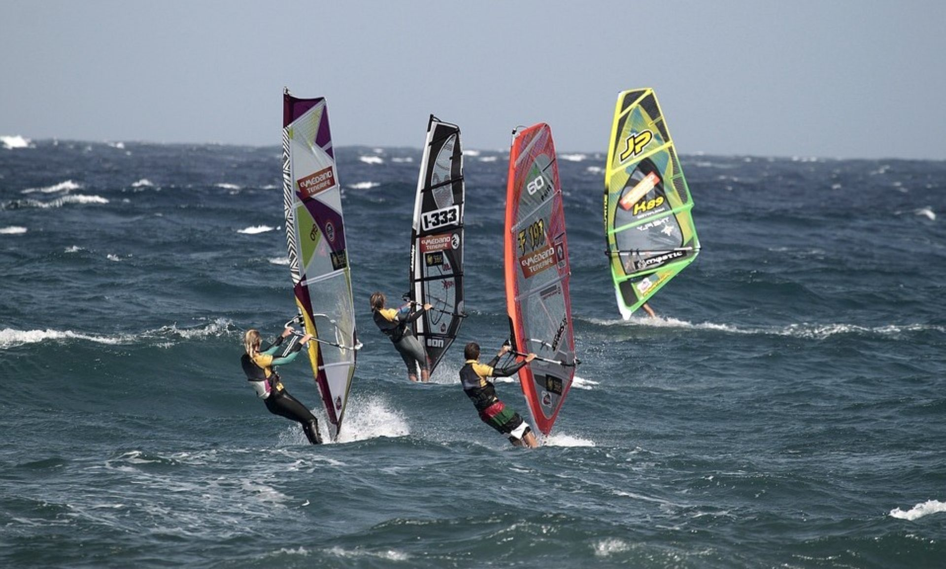 Windsurf Lombardia