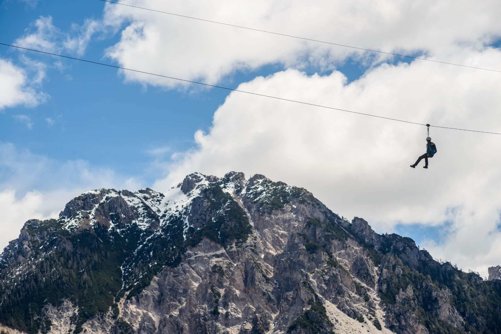 Zipline Bolzano