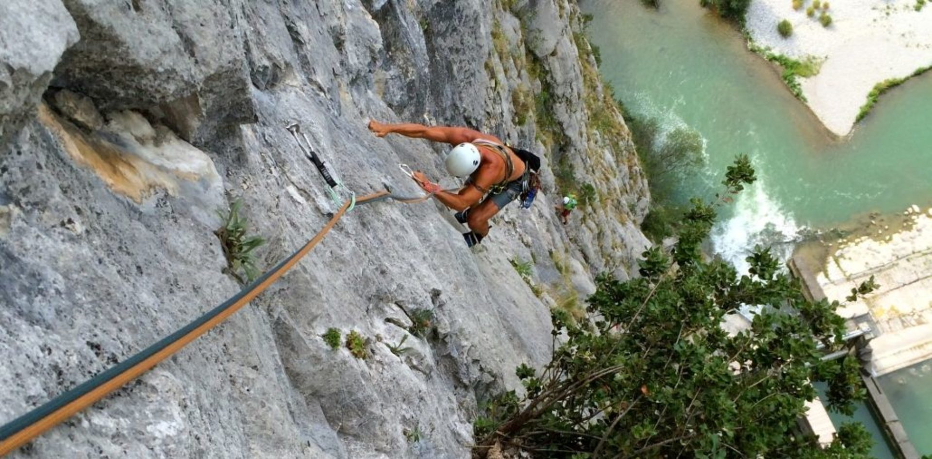 Arrampicata Lago di Garda