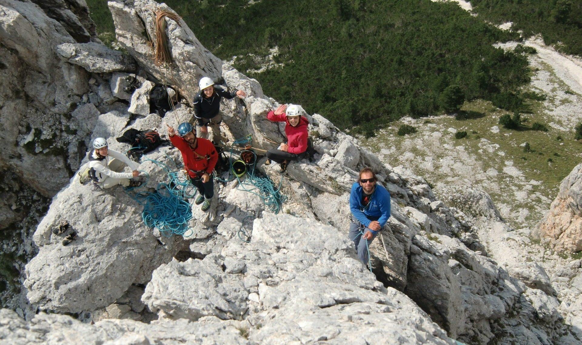 Arrampicata Trentino-Alto Adige