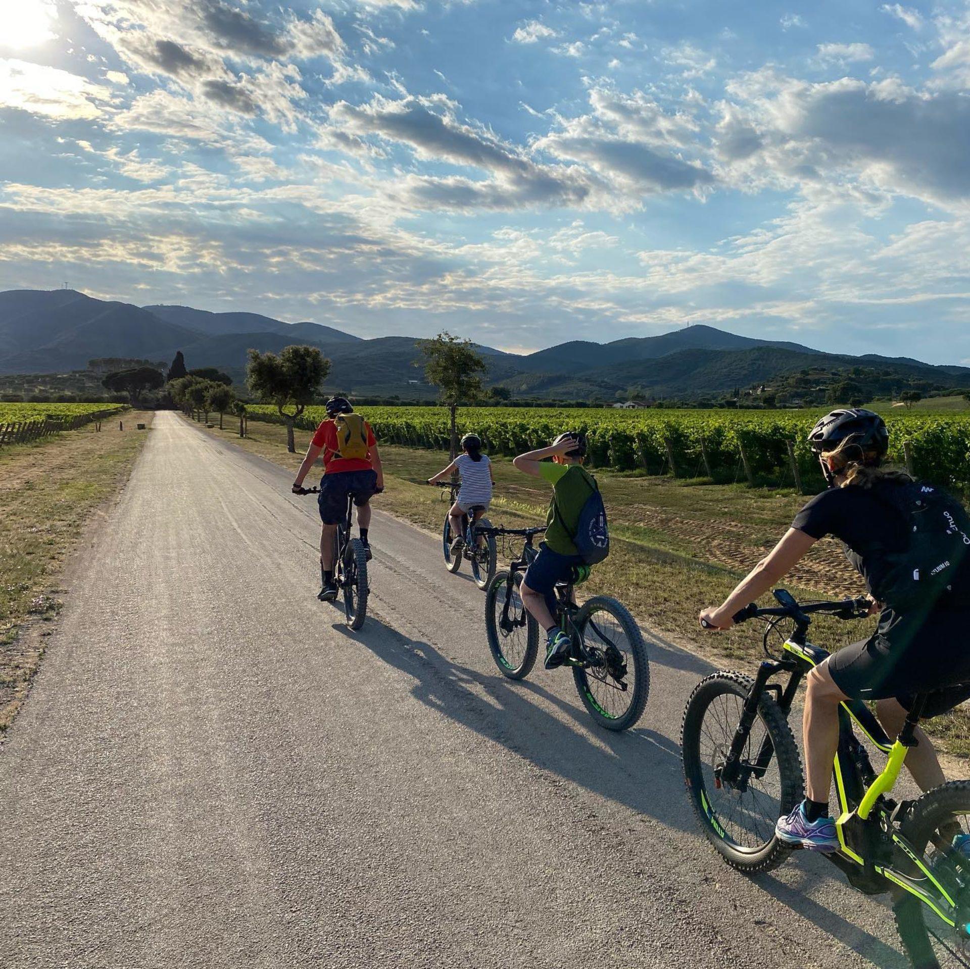 Bike ed E-bike Castiglione della Pescaia