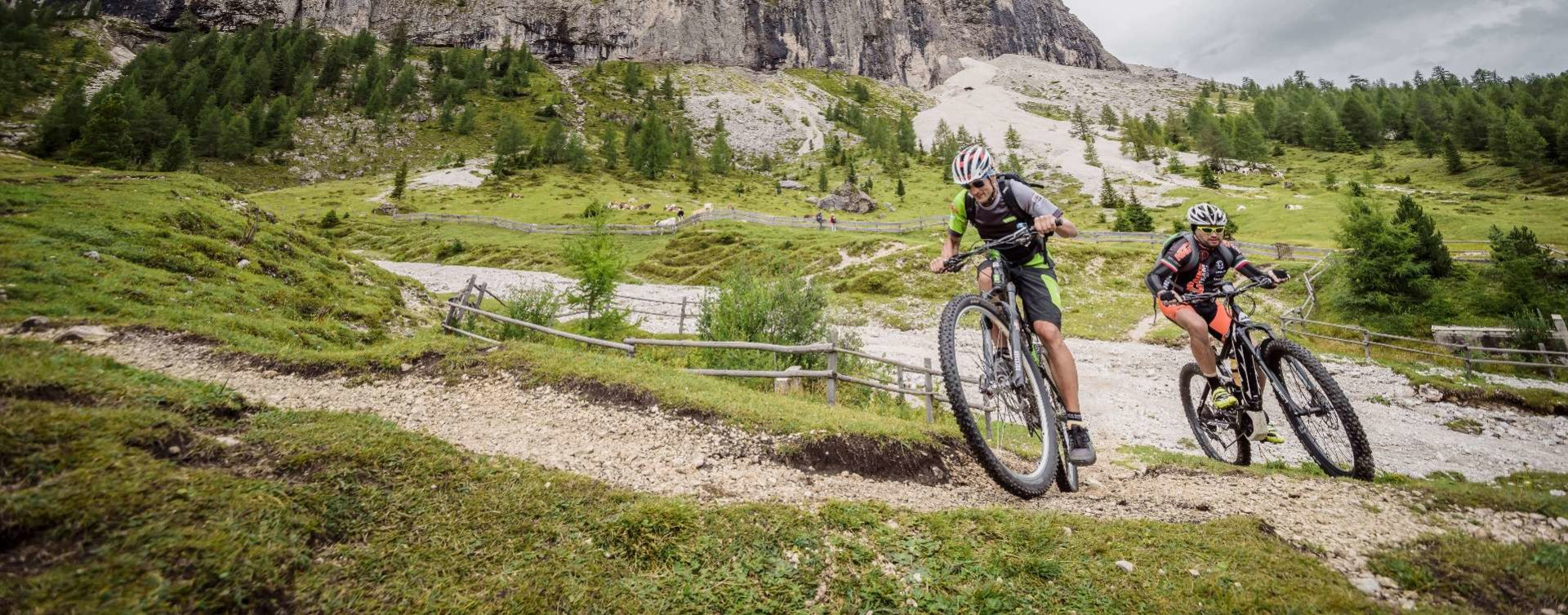 Bike ed E-bike Dolomiti