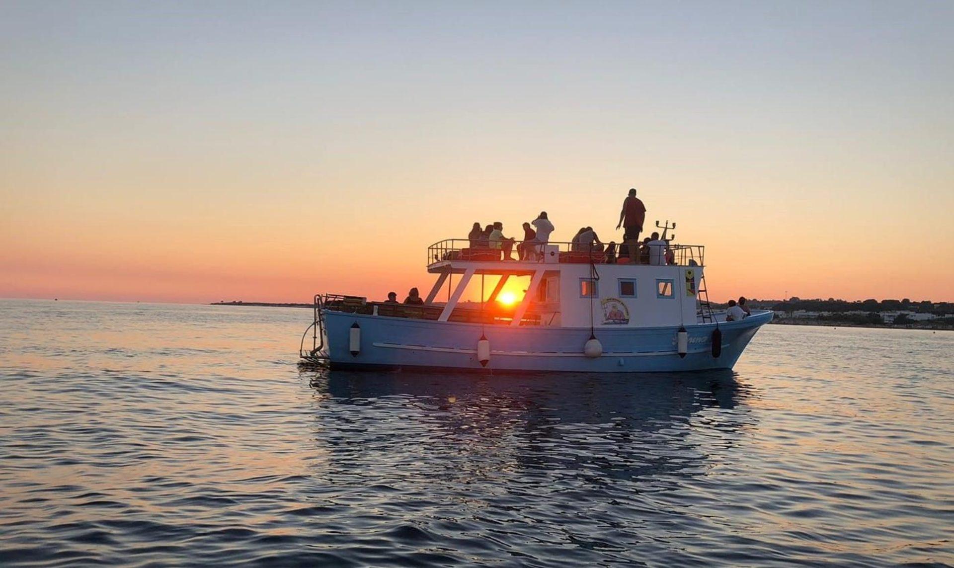 Escursioni in barca Santa Maria di Leuca