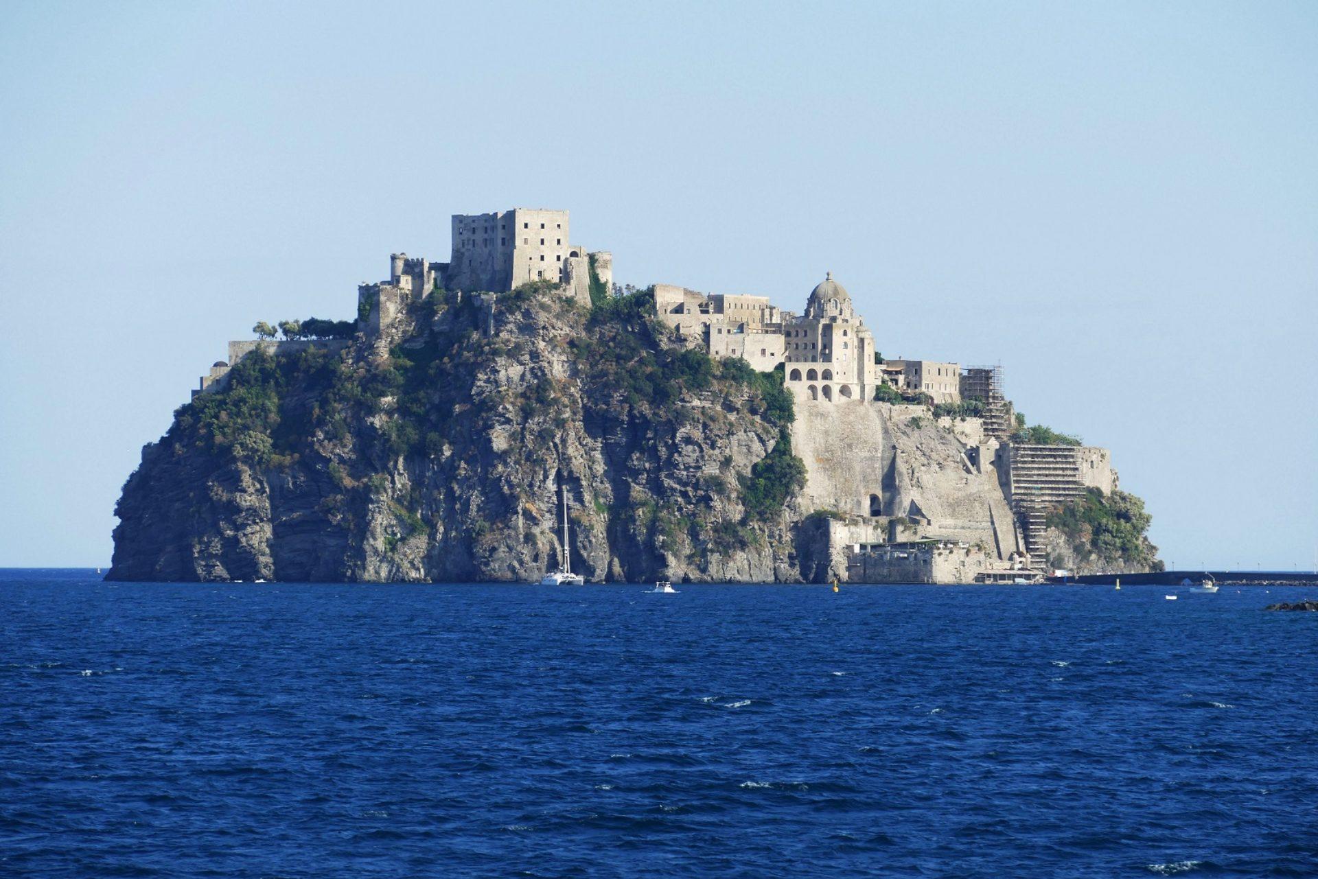 Escursioni in barca Ischia
