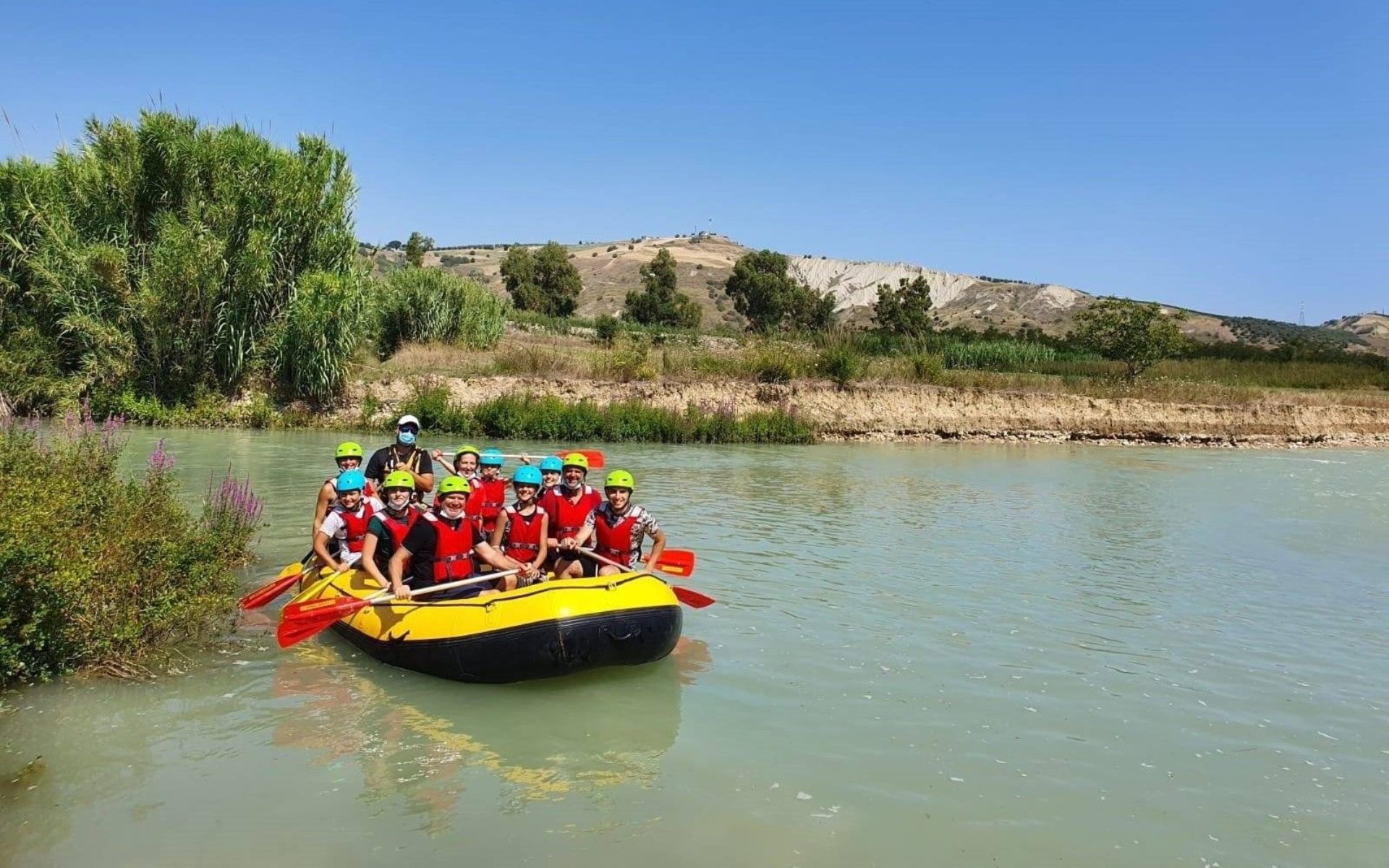 Rafting Fara San Martino