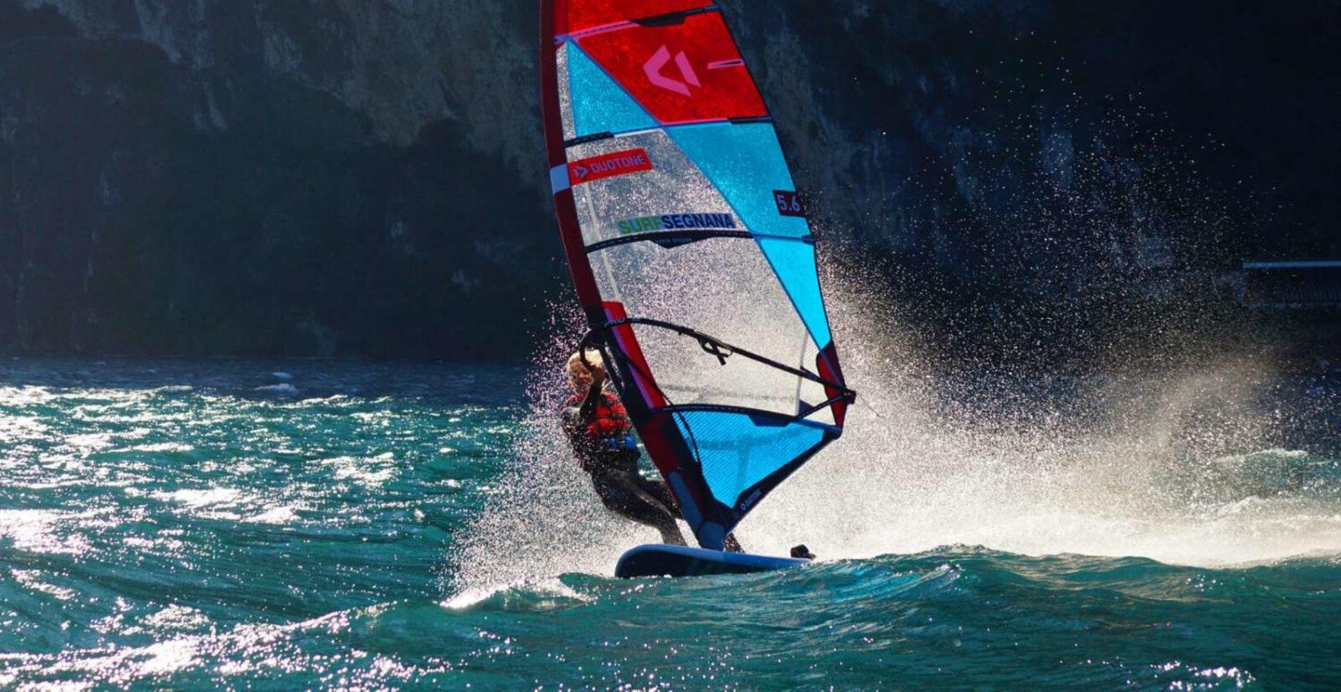 Windsurf Torbole