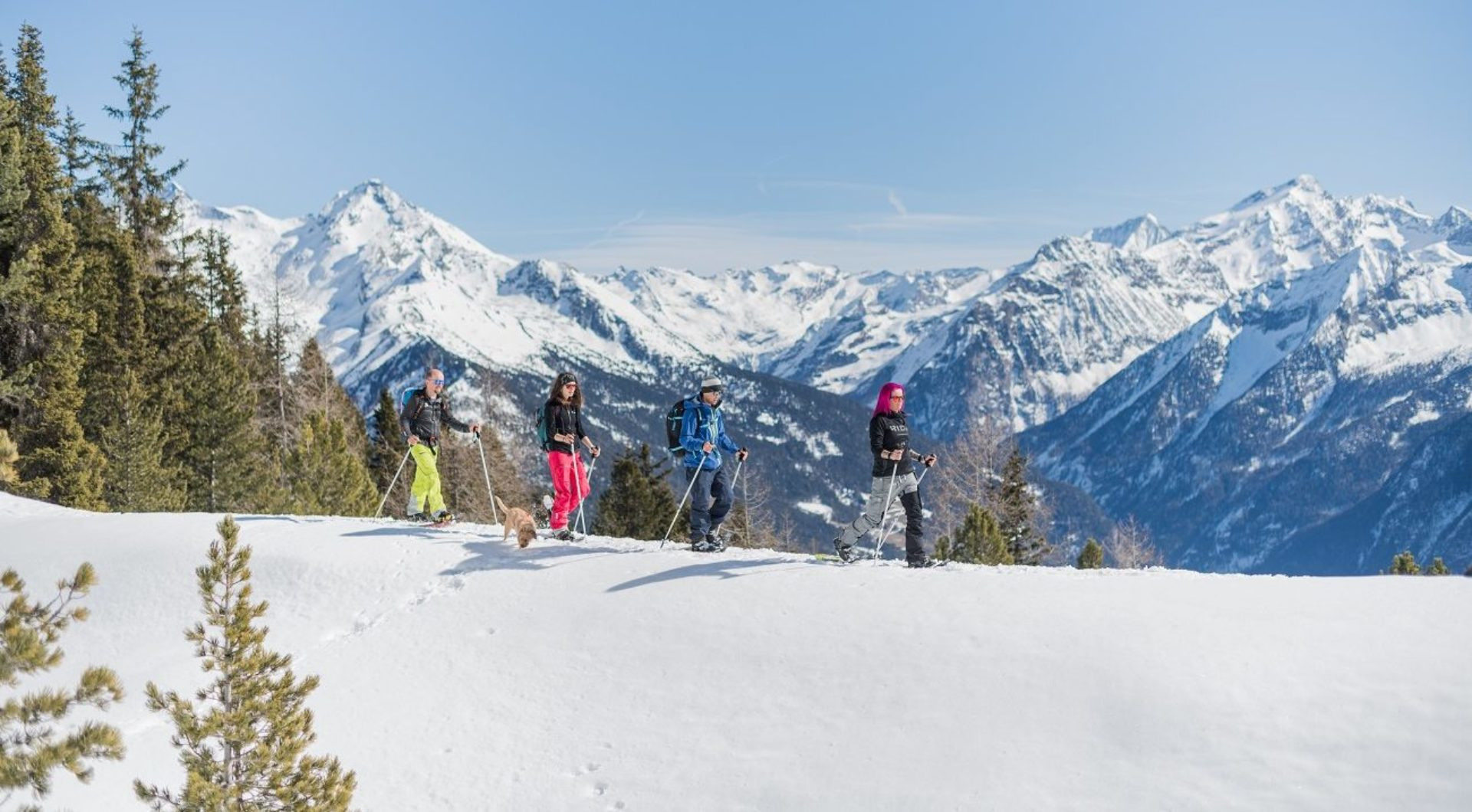Ciaspolate Trentino-Alto Adige
