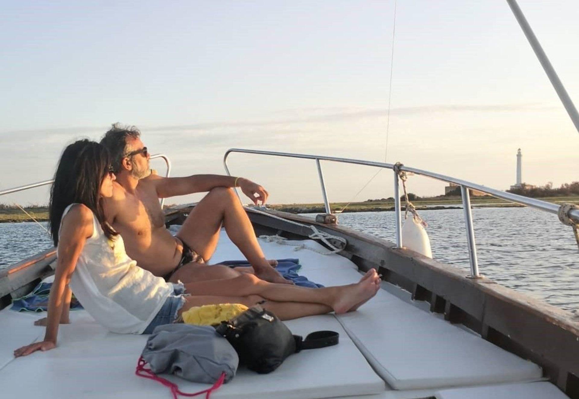 Escursioni in barca Gallipoli