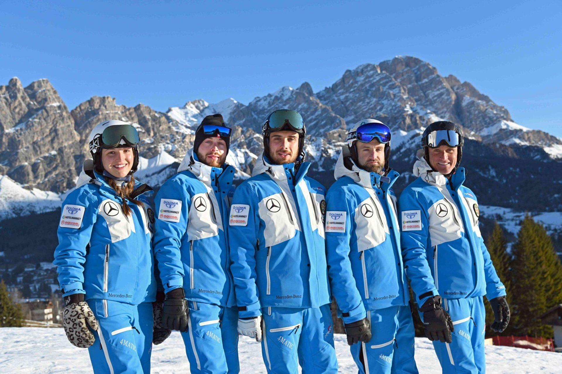 Lezioni di snowboard Dolomiti