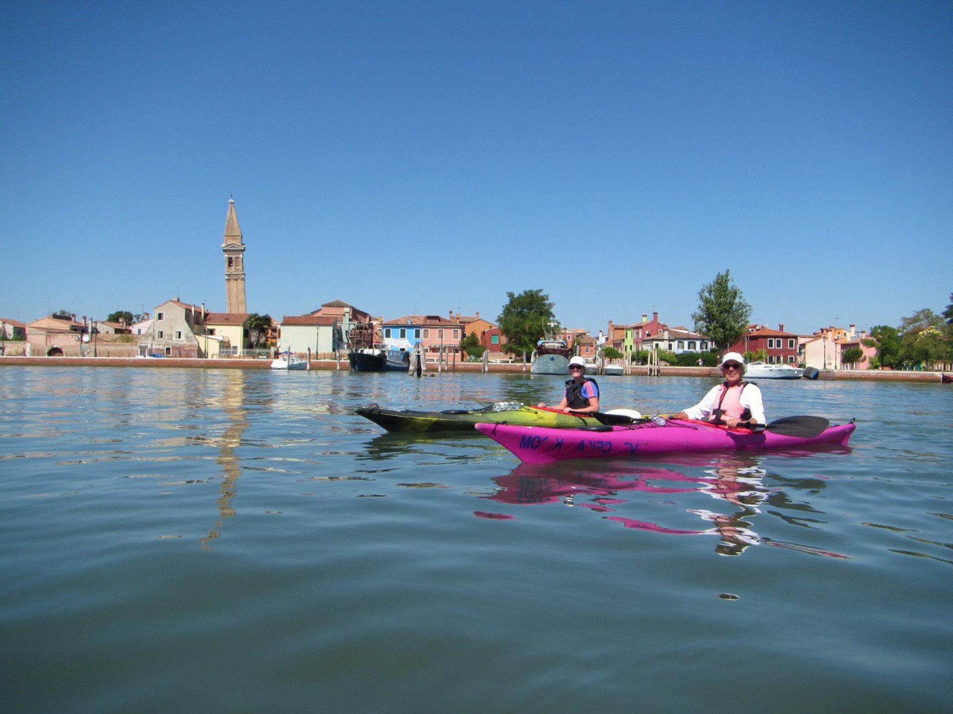 Canoa e kayak Veneto