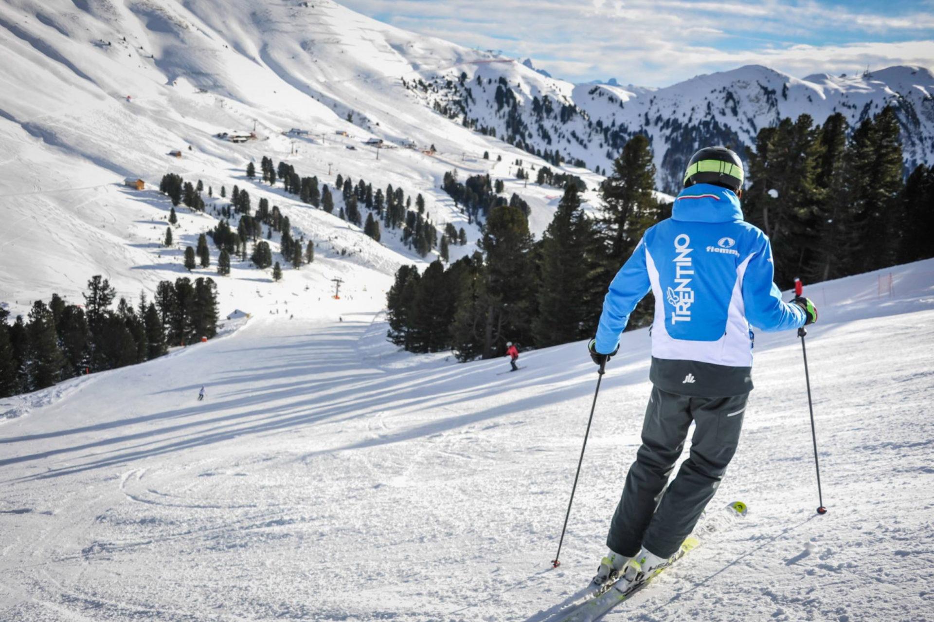 Lezioni di sci Trentino-Alto Adige